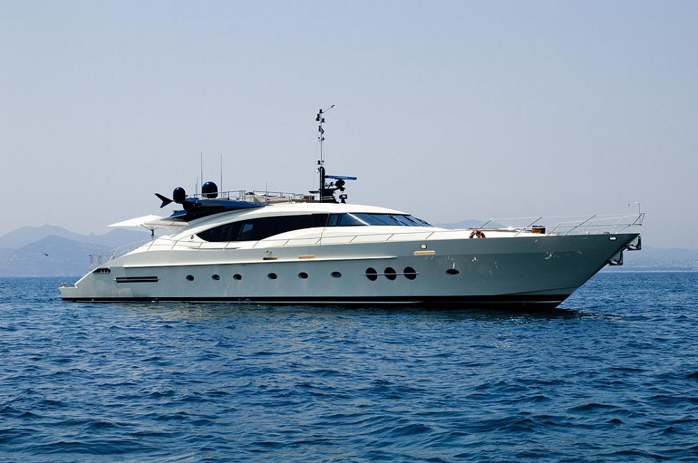 120 Motor Yacht
