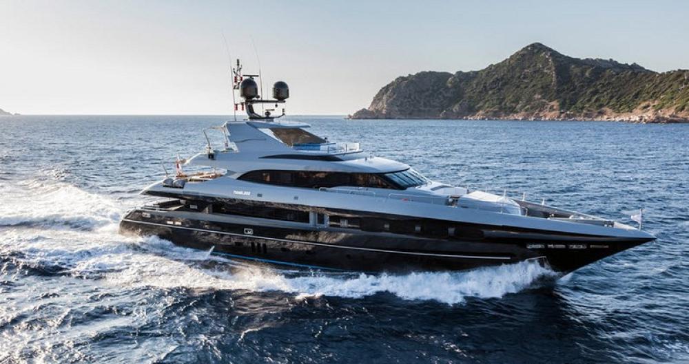 134 Motor Yacht