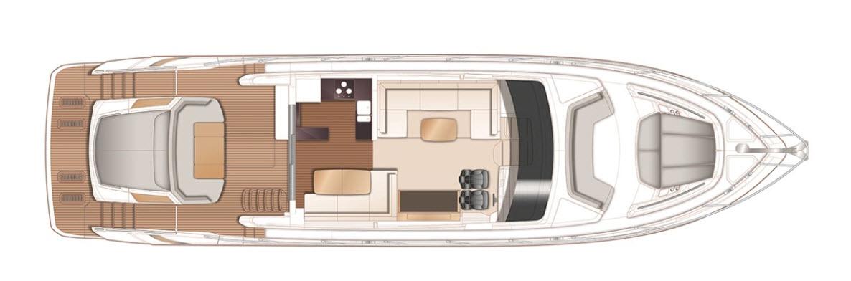 Princess Yachts S65