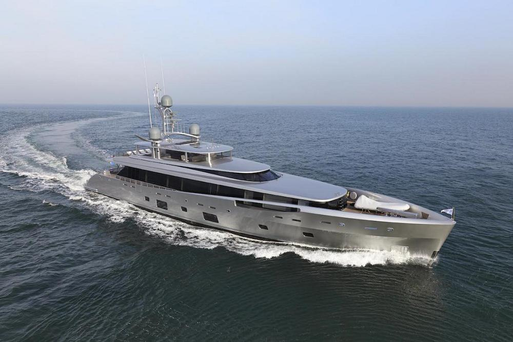 152 Motor Yacht