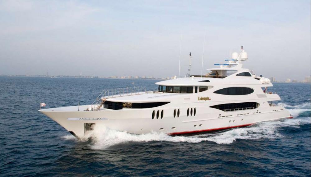 161 Motor Yacht