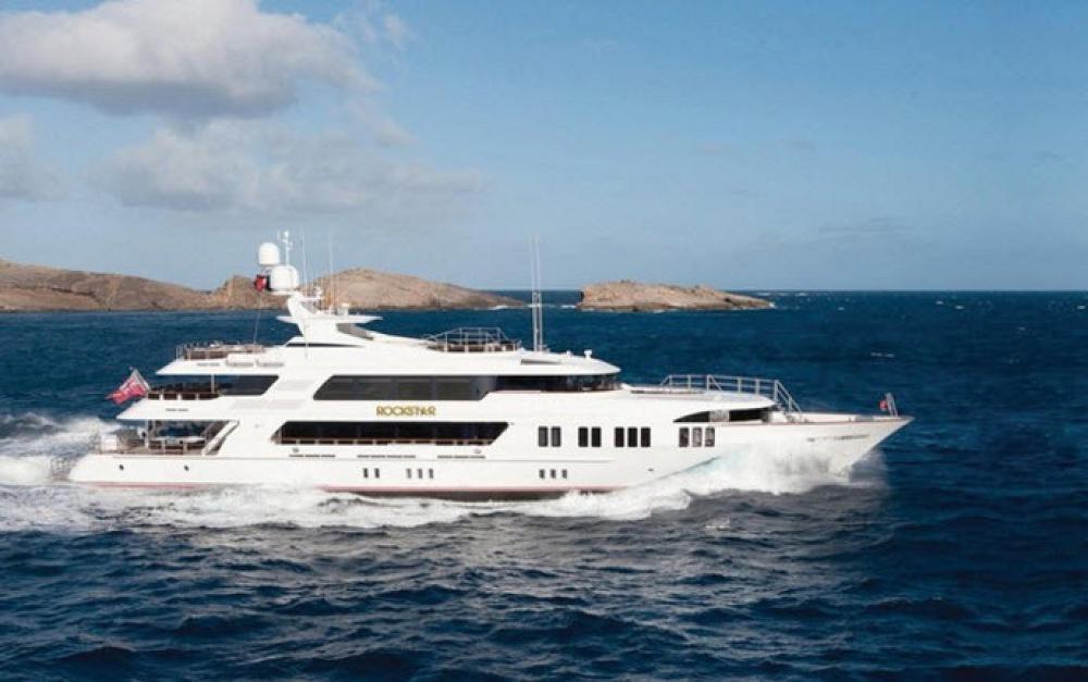 162 Motor Yacht