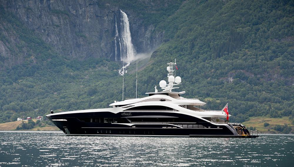 164 Motor Yacht