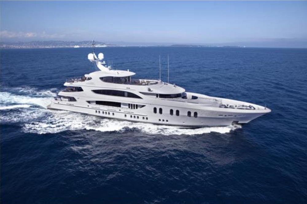 186 Motor Yacht