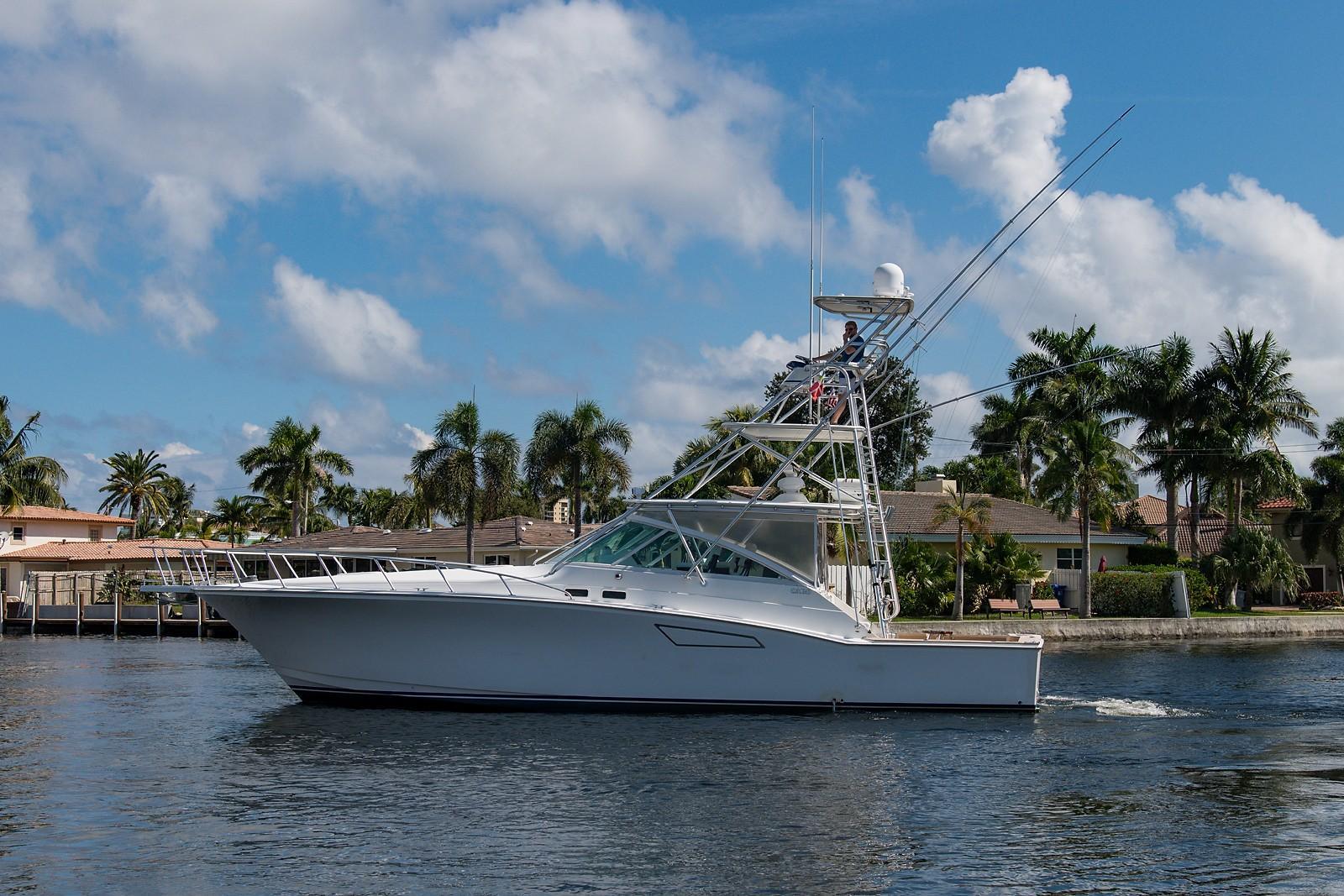 2000 Cabo 45' Sportfish