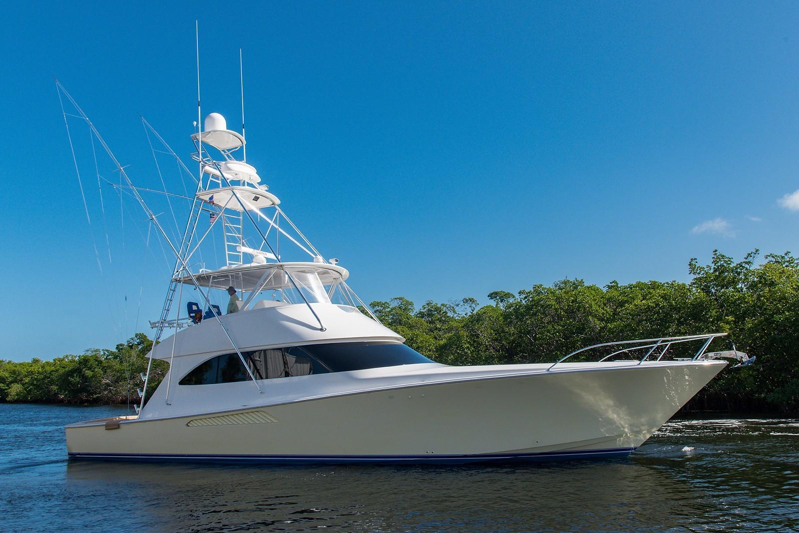 2009 Viking Yachts 60' Convertible