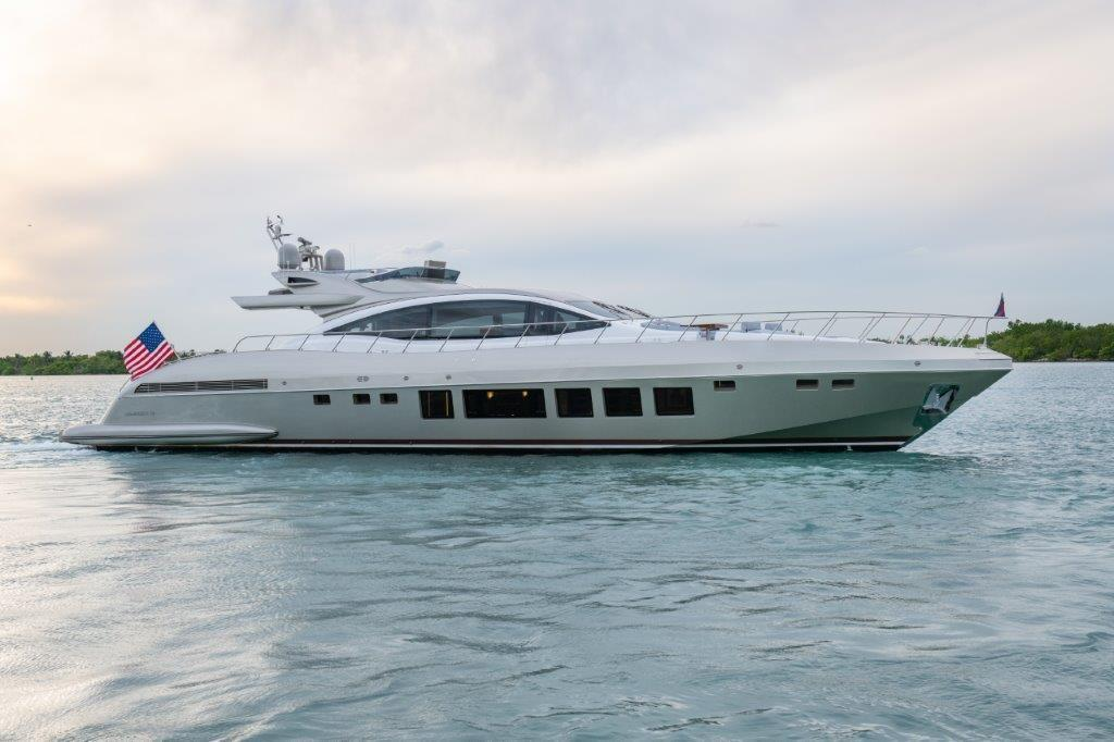Image 2726: 2019 Mangusta 94 Maxi Open EXCELLENCE
