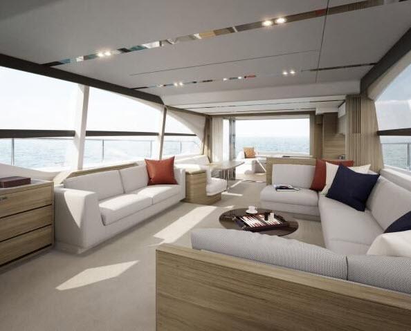 Princess Yachts 68