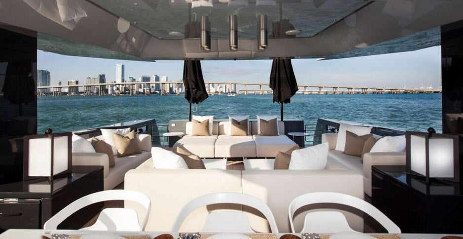 Arcadia 85 Motor Yacht