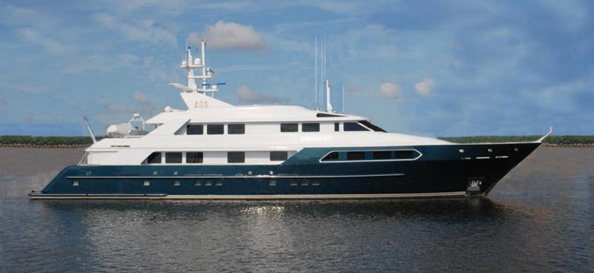 Swiftships Tri Deck
