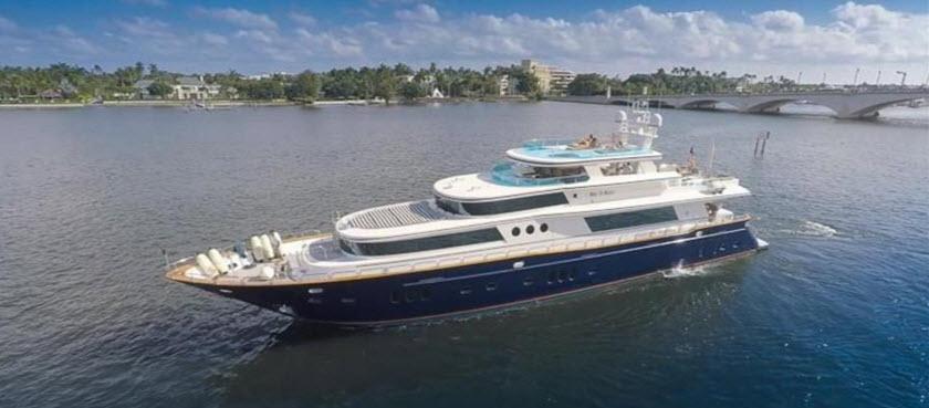 Bilgin Yachts Pilothouse