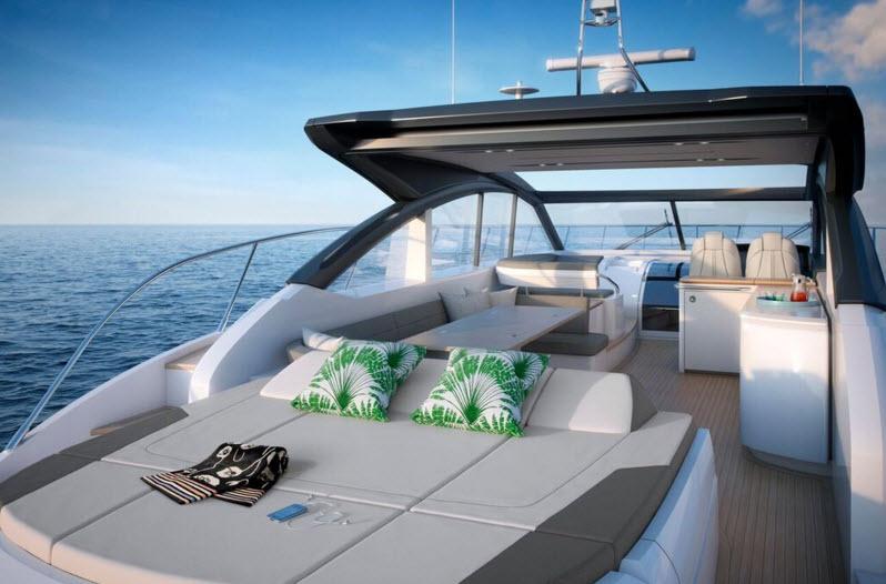 Princess Yachts V58