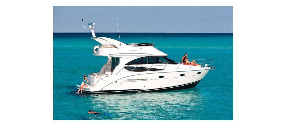 341 Sedan Yacht
