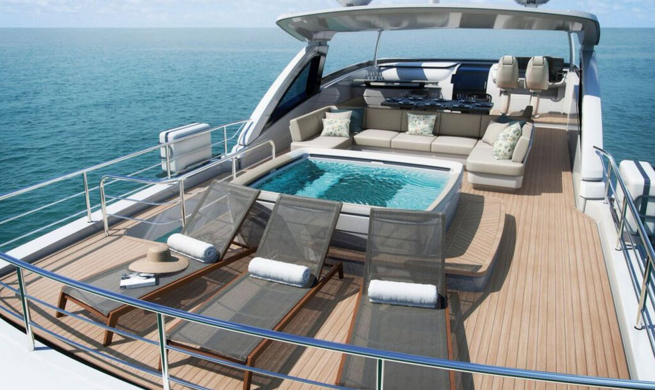 Princess Yachts 30M