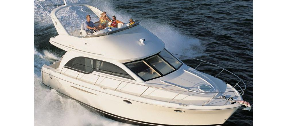 381 Sedan Yacht