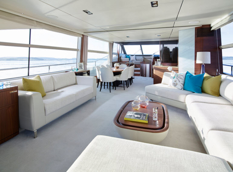 Princess Yachts Flybridge 75MY
