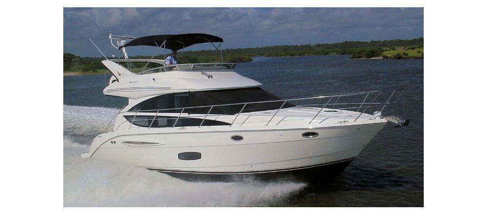 391 Motor Yacht