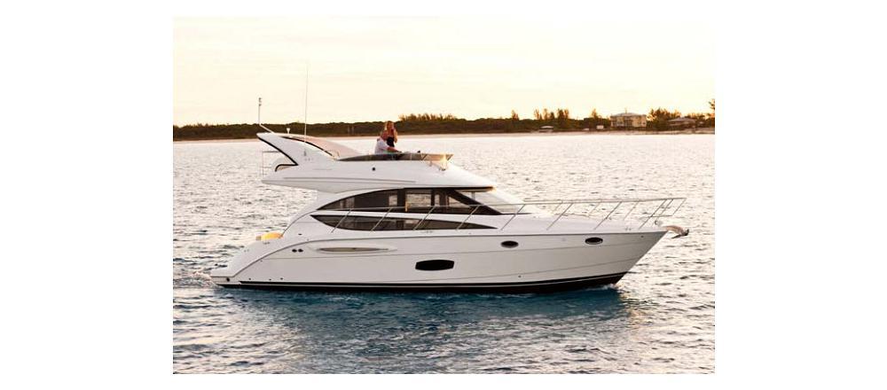 391 Sedan Bridge Yacht