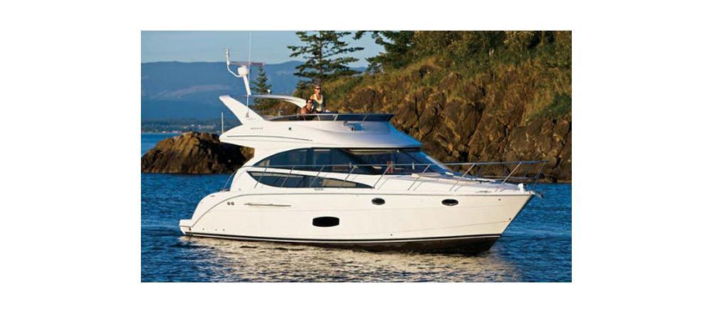 391 Sedan Cruiser Yacht