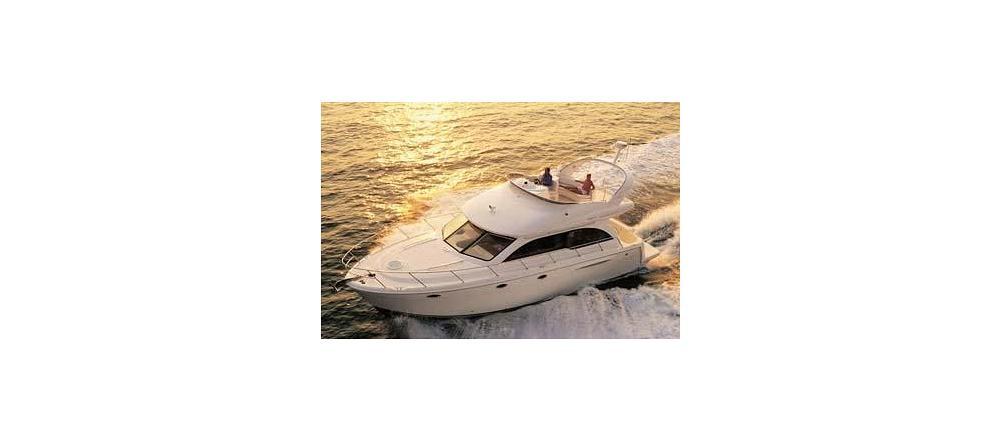411 Sedan Bridge Yacht
