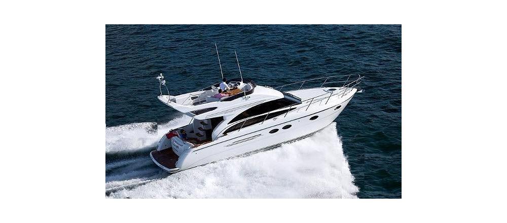 42 Flybridge Motor Yacht