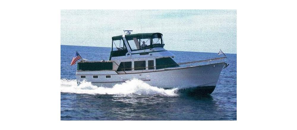 43 Trawler Yacht