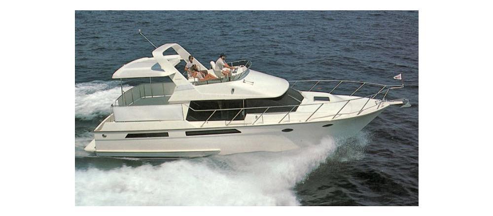 440 Motor Yacht