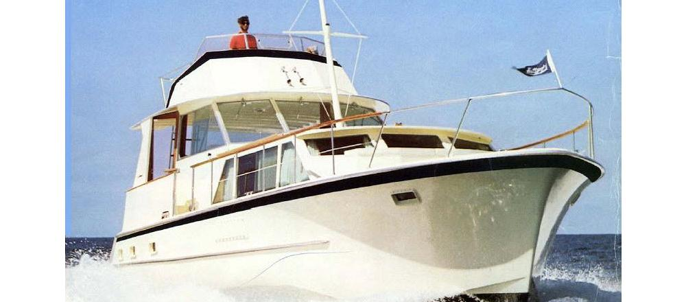48 Yacht Fisherman