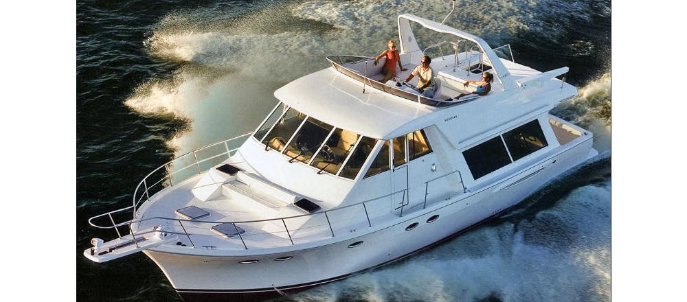 490 Pilothouse Yacht