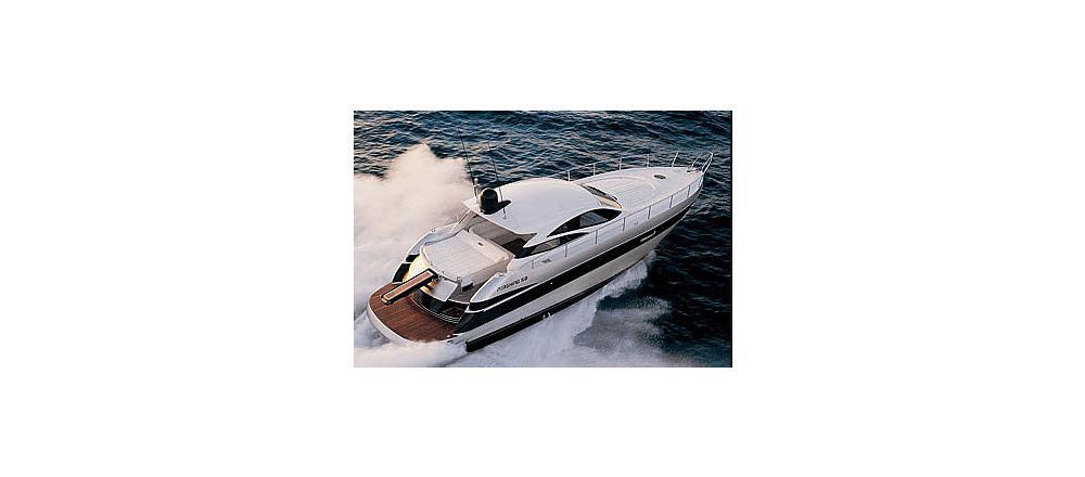 50 Open Motor Yacht