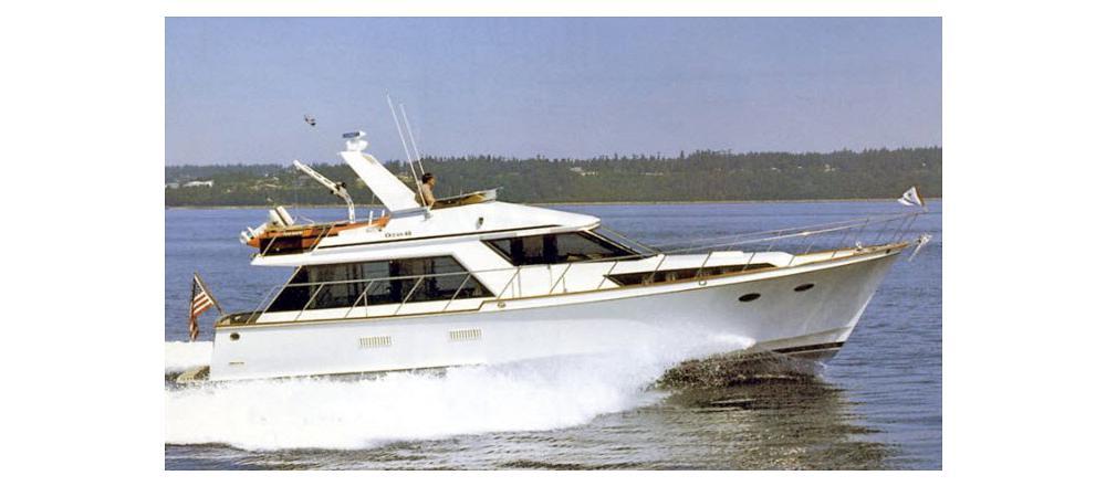 50 Sedan Yacht