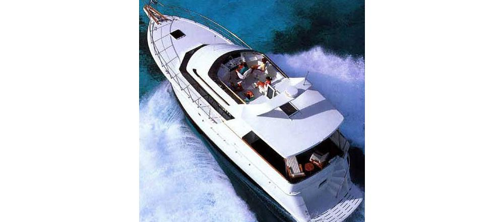 50 Sport Deck Motor Yacht