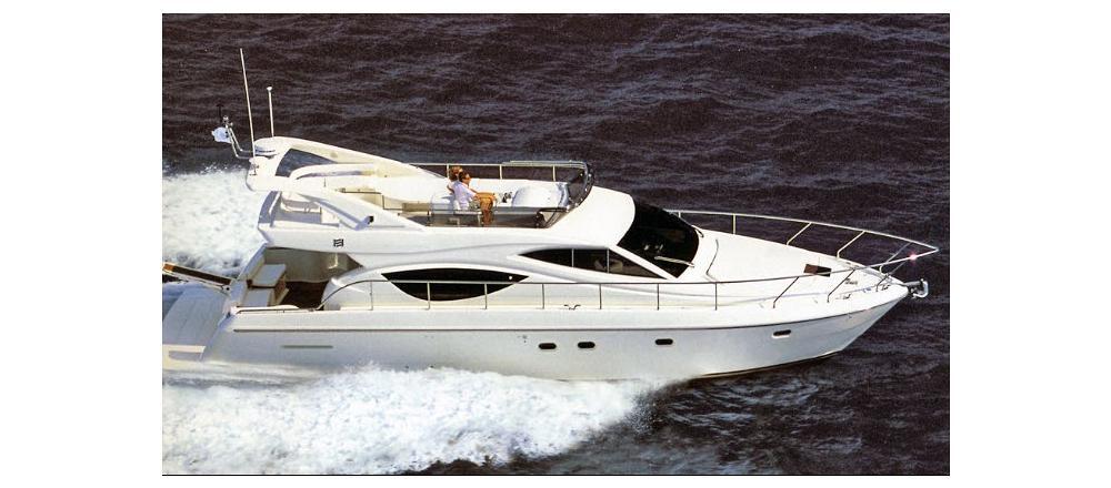 500 Motor Yacht