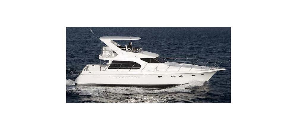 52 Sedan Yacht