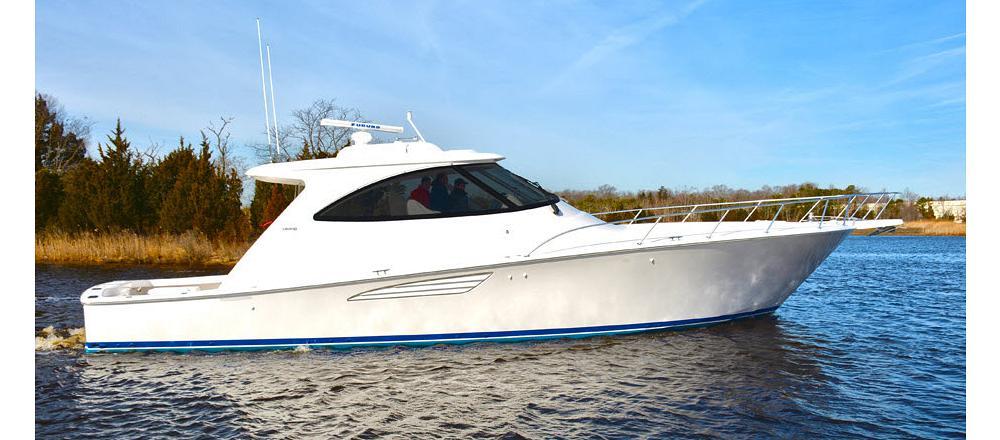 52 Sport Yacht