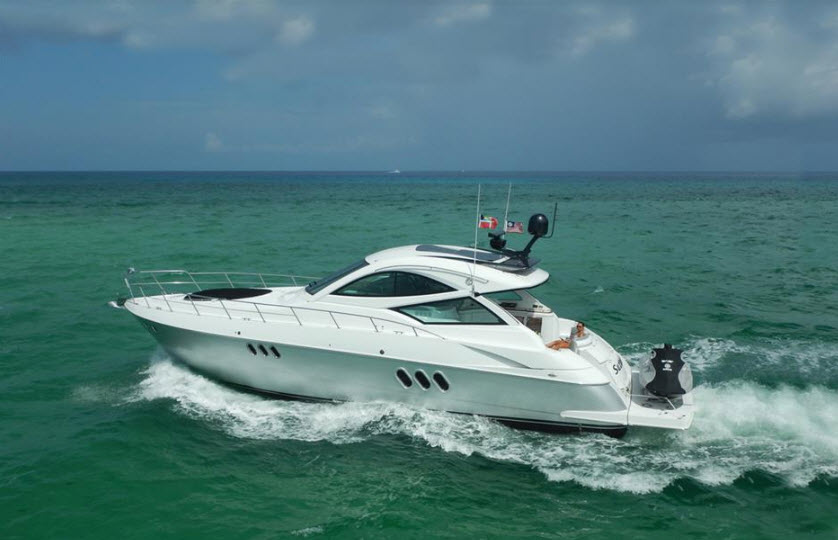 2015 54 Cruisers Sports Yacht