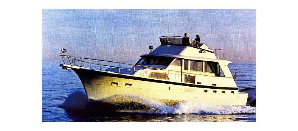 53 Yacht Fisherman