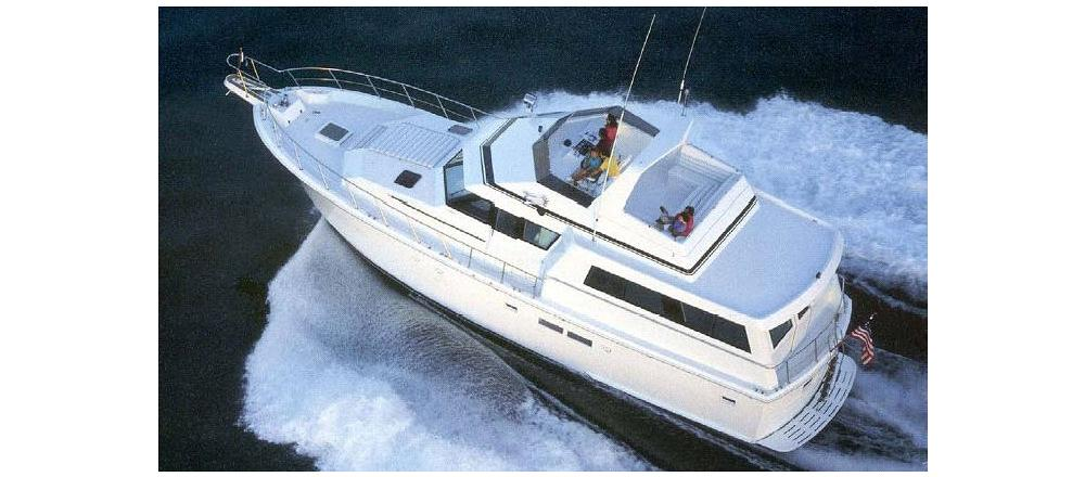 54 Extended Deckhouse Motor Yacht