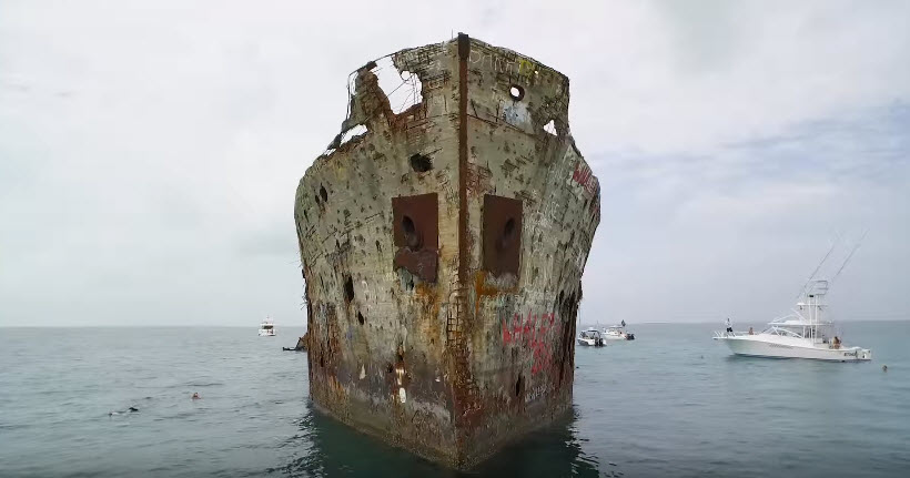 SS Sapona