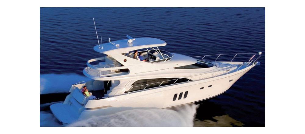 560 Flybridge Yacht