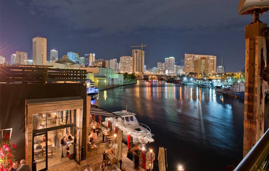 Miami River District