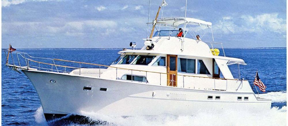 58 Yacht Fisherman