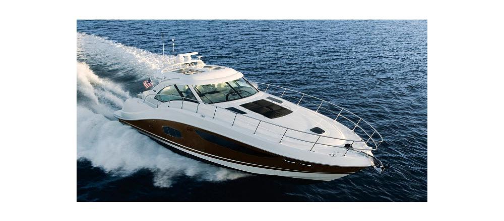 580 Super Sport Yacht