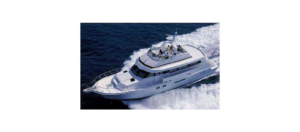 60 Extended Deckhouse Motor Yacht