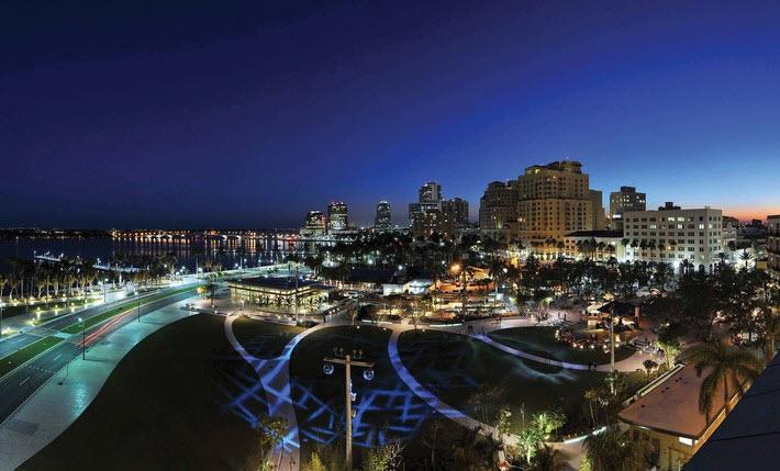 Palm Harbor Marina Clematis Street
