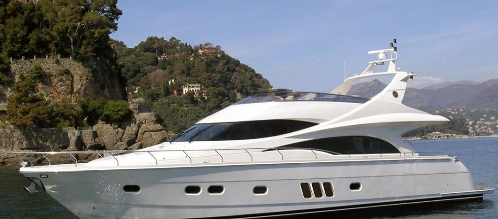 650 Pilothouse Yacht
