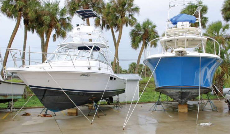 Hurricane Prep for Boaters