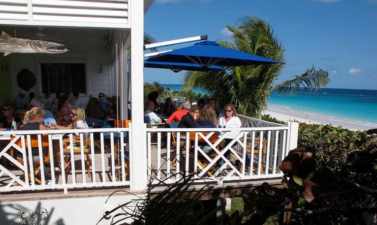 Sip Sip Harbour Island Bahamas