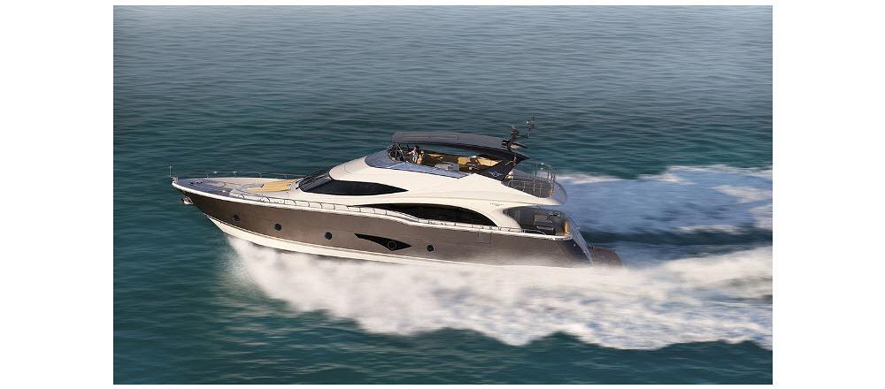 720 Flybridge Yacht