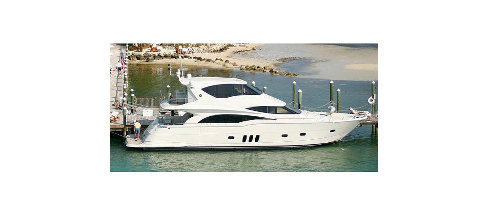 720 Tri Deck Yacht